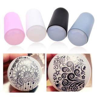 EXTRA SOFT Nail Art Stamper Big Stamper Stamping Quality Soft Silicone Gel Head