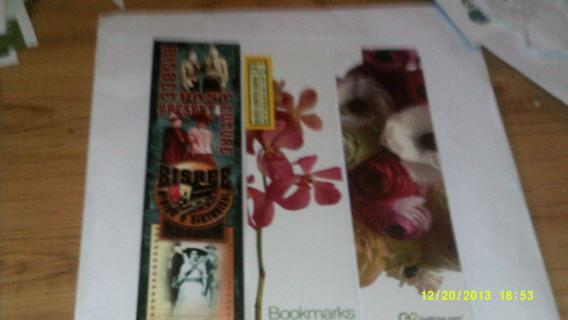 3 Bookmarks