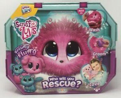 Scruff-A-Luvs Plush Mystery Rescue Pet