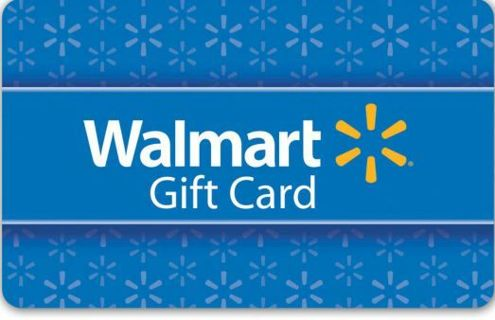 20$ Walmart Gift card up for grabs!!!