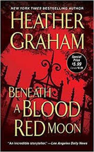 Beneath A Blood Red Moon (Alliance Vampires)  by Heather Graham (PB/LN) #LLP5bm
