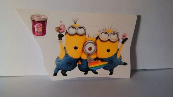 Minion Sticker