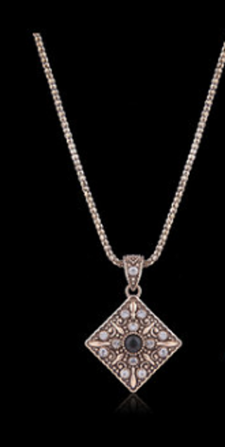 Series Crystal Necklace