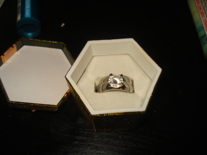 Stainless Steel wedding set size 6