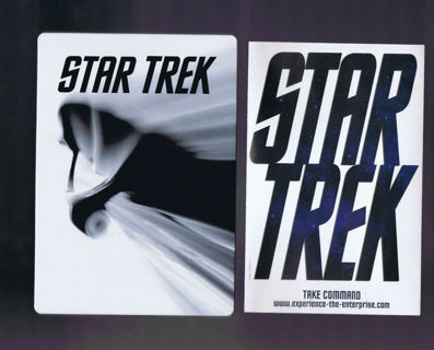 STAR TREK 2009 Itunes Digital Copy Code