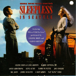 SLEEPLESS IN SEATTLE - SOUNDTRACK [CD ONLY]