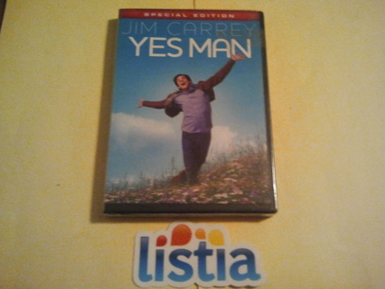 dvd   yes man       never opened