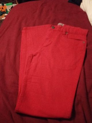 Old Navy Girls Red Skinny Jeans size 14