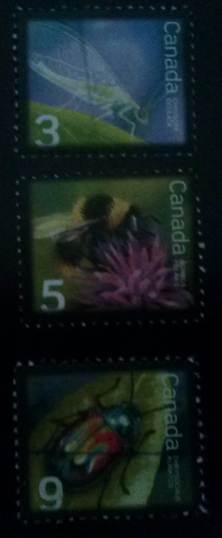 CANADIAN STAMPS #4