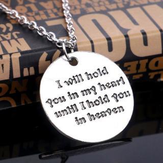 Fashion Love Gift Silver Charm Pendant Chain Bib Statement Necklace Xmas Jewelry