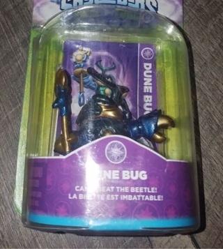 Skylanders Dune Bug Figure