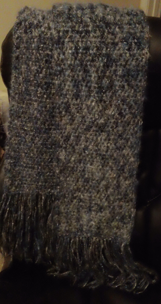 Free Moonlight Mohair Scarf Crochet Pattern Crochet Listia