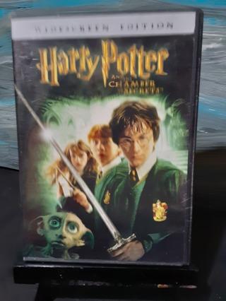 HARRY POTTER ~  CHAMBER OF SECRETS DVD