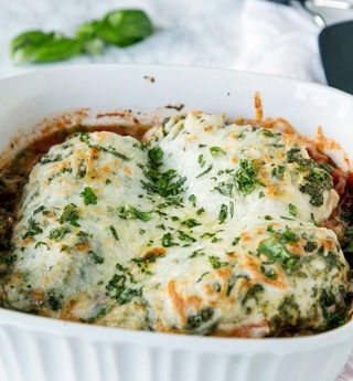 Italian Chicken Bake Recipe +3 bonus recipes yummy