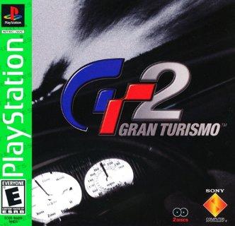 Playstation Game - Gran Turismo 2