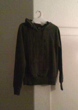 1 solid dark grey hooded sweatshirt dark ash gray