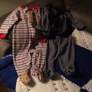 2 baby boy outfits