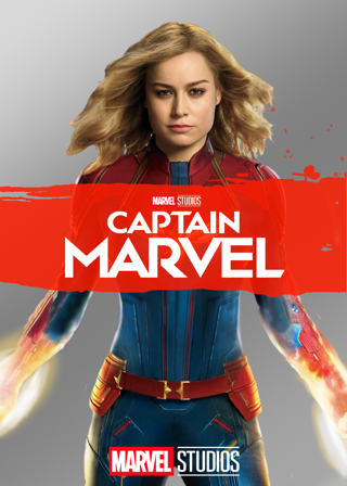 Captain Marvel HD Google Play Digital Code