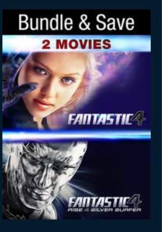 Fantastic 4 - Fantastic Four - 3 movies • Instawatch