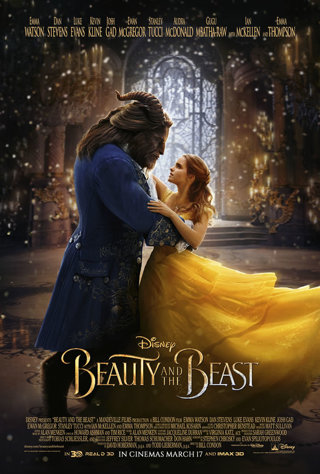 Beauty and the Beast (HDX) no points (Movies Anywhere) iTunes, Vudu, Digital copy