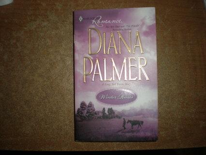 Winter Roses by Diana Palmer  PB
