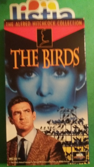 VHS movie  the birds  free shipping