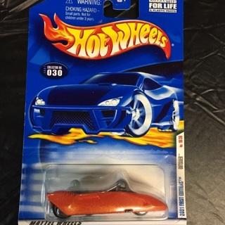 Hot Wheels - Outsider (2001 First Editions)
