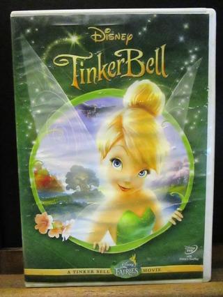 Tinkerbell - Disney DVD