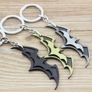 1PCS New Arrival Super Hero Marvel Batman Metal Keychain