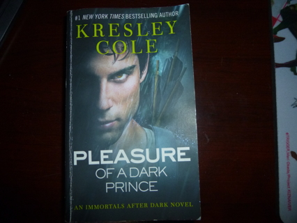Pleasure of a Dark Prince by Kresley Cole