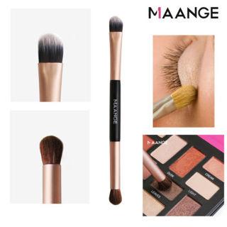 ulti-function Double-end Eye Shadow Brush Makeup Eyebrow Brush Cosmetic Tool-WI