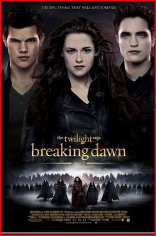 This auction is for The Ultraviolet digital Copy of (Breaking Dawn part 2)