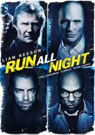 "Run All Night ""HDX"" Digital Movie Code Only UV Ultraviolet Vudu MA"