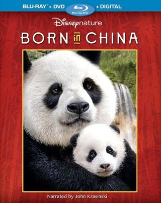 Disney Nature Digital HD Movie Code, Born in China.  Redeems on Google Play.