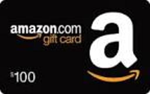 $100 Amazon.com or .ca Giftcard