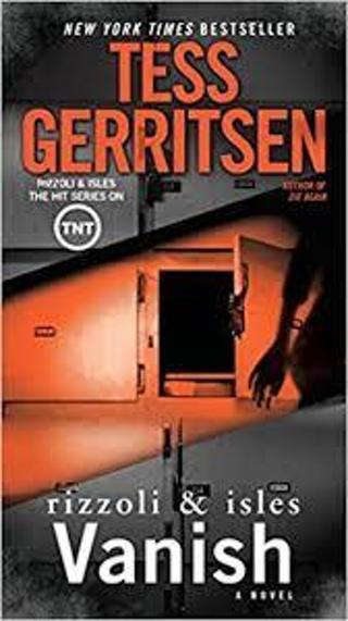 (NEW!) VANISH (Rizzoli & Isles) byTess Gerritsen(HB/DJ)