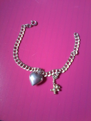 .925 Silver Bracelet