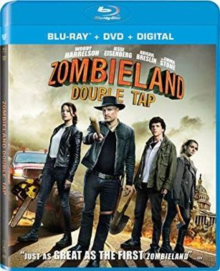 Zombieland 2 Double Tap Digital movie code