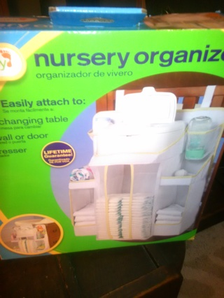 Nursery Organizer
