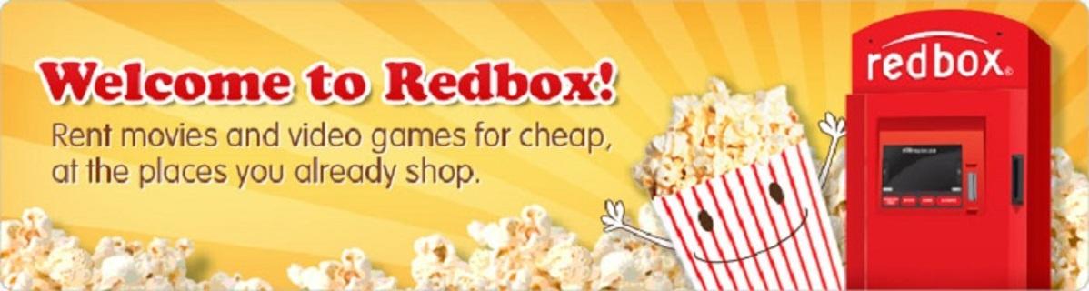 FREE Redbox Game Rental Code