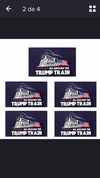 Donald Trump Bumper Stickers 2020 election