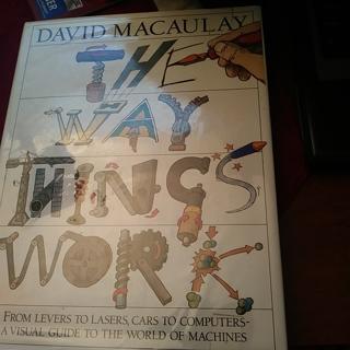 The Way things work David Macaulay-Hardcover
