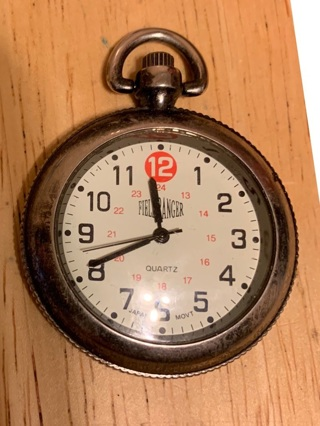 #2 OLD POCKET WATCH