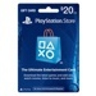 $20 PlayStation Network E-Gift Card USA- PS3/ PS4 ***LOW GIN***