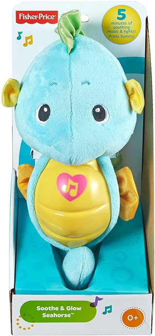 Fisher-Price Glow Seahorse