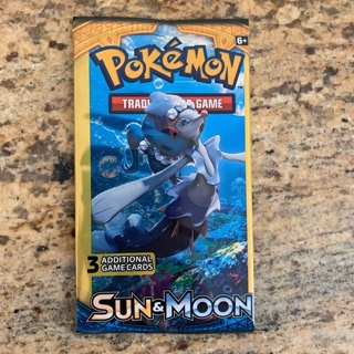 Pokémon Sun & Moon Pack