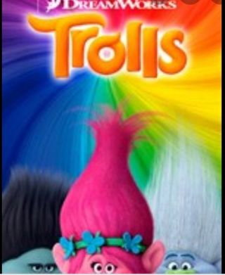TROLLS HD DIGITAL CODE