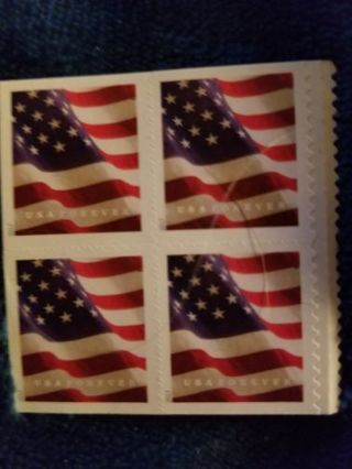 4 forever stamps