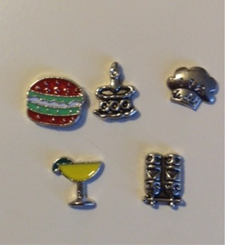 Winner's Choice of 2 Floating Charms for Living Locket