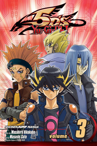 Yu-Gi-Oh! 5D's, Vol. 3 Paperback – October 2, 2012 by Masahiro Hikokubo FREE SHIPPING